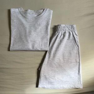 COPY - COPY - Matching Long sleeve & shorts